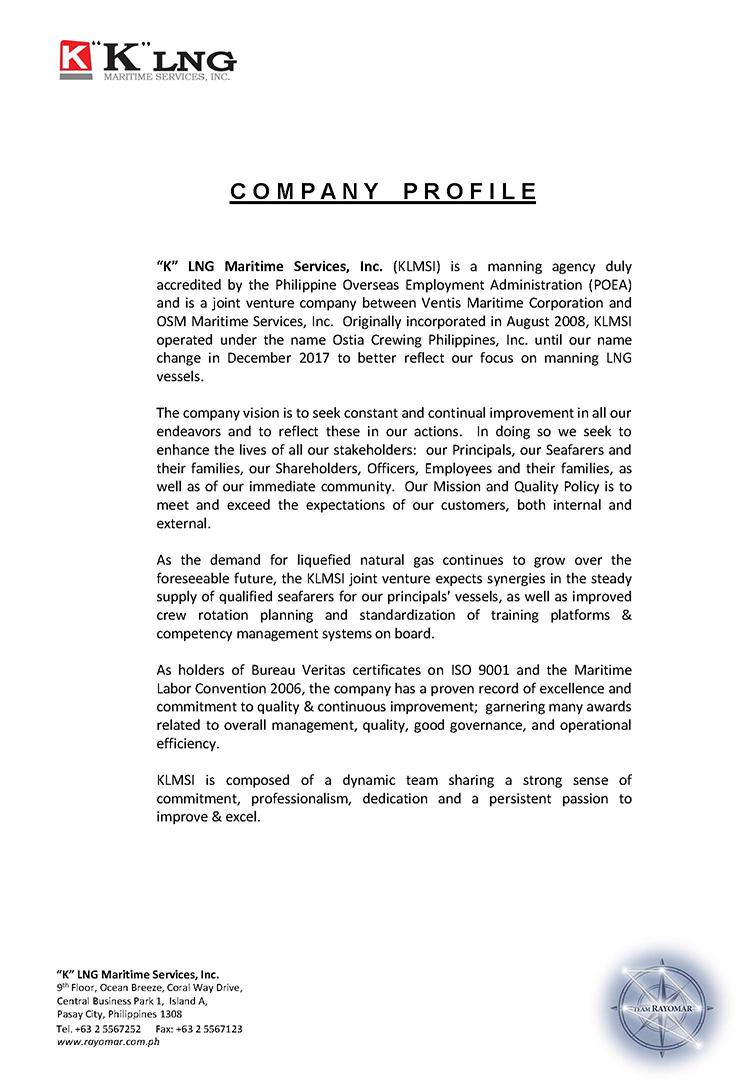 Poea List Of Manning Agency Pdf